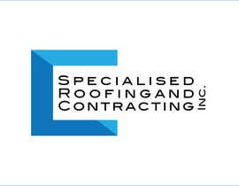 #18 untuk Logo Design for Specialized Roofing & Contracting, Inc. oleh premgd1