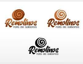 #14 para Design a Logo an label sticker - Disenho de logo y etiqueta de edromero26pt