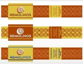 #24 para Design a Logo an label sticker - Disenho de logo y etiqueta de edromero26pt