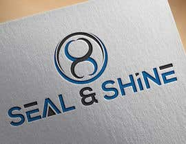 #913 for Seal & Shine Logo Design by BlueRose07