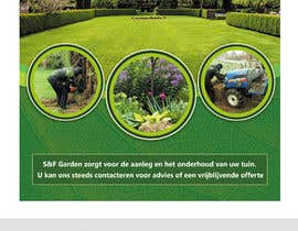 #48 for We need a flyer for our new company in garden maintenance by sanjaykart