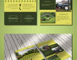 #34 for We need a flyer for our new company in garden maintenance by LaGogga