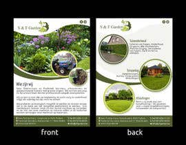 #2 for We need a flyer for our new company in garden maintenance by alberhoh