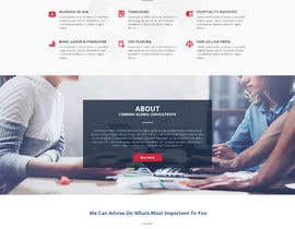 step2websolution tarafından Design a Website Mockup (PSD) for a startup legal business için no 19