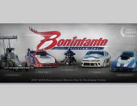 #28 for Design a Banner for racing by ApegenStudios