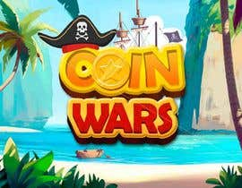 "#45 for Splash Screen for Coin Flipping game called ""Coin Wars"" by anacris22q"