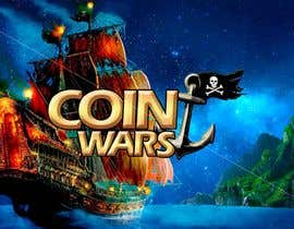 "#60 for Splash Screen for Coin Flipping game called ""Coin Wars"" af anacris22q"