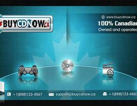 #81 untuk Business Card Design for BUYCDNOW.CA oleh paalmee