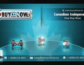#71 για Business Card Design for BUYCDNOW.CA από paalmee