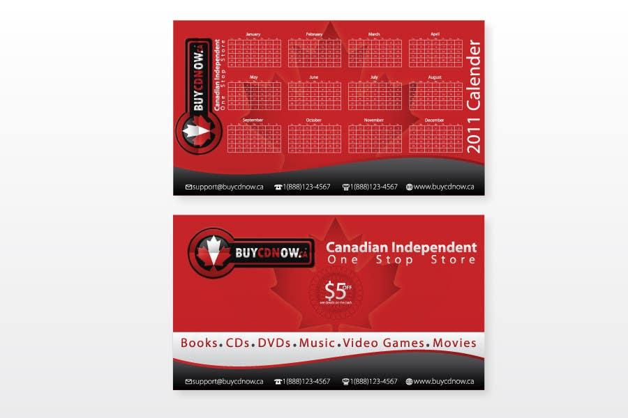 Конкурсная заявка №68 для Business Card Design for BUYCDNOW.CA