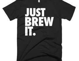 #1 for Brewt Force Tee Shirt (Running Team) by hardworker2837