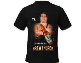 #2 for Brewt Force Tee Shirt (Running Team) by farhanazam
