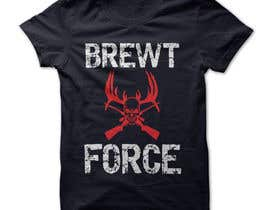 #12 for Brewt Force Tee Shirt (Running Team) by shawonbd58