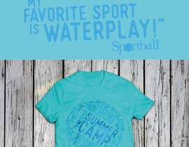 #7 for Kids Sports Summer Camp T-Shirt Design by totemgraphics