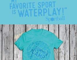 #7 untuk Kids Sports Summer Camp T-Shirt Design oleh totemgraphics