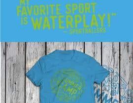 Nro 20 kilpailuun Kids Sports Summer Camp T-Shirt Design käyttäjältä totemgraphics