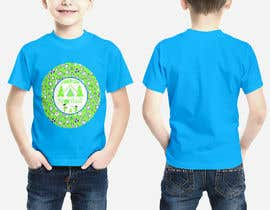 #45 untuk Kids Sports Summer Camp T-Shirt Design oleh FARUKTRB
