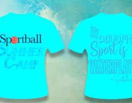 Nro 38 kilpailuun Kids Sports Summer Camp T-Shirt Design käyttäjältä tahmina2018