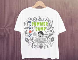 #48 untuk Kids Sports Summer Camp T-Shirt Design oleh Lucky571Akash