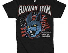 #152 for Shirt Design for Bunny Run 11 Off-Road Trail Ride by bamz23