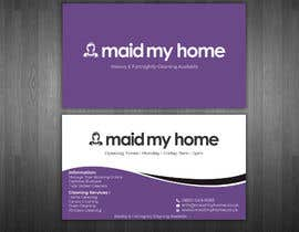 Nro 23 kilpailuun Design some Business Cards käyttäjältä rumon078