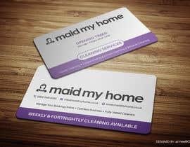 Nro 14 kilpailuun Design some Business Cards käyttäjältä arnee90