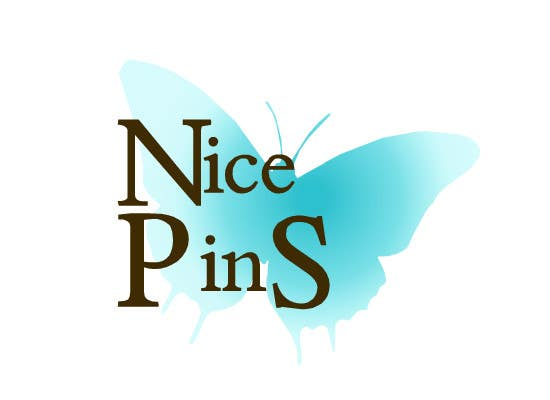 Kilpailutyö #128 kilpailussa Logo Design for Nice Pins (nicepins.com)