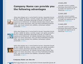 #4 for Website designer PSD for web portal af rebonmalik