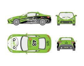 Nro 3 kilpailuun Racing car graphic design käyttäjältä TheFaisal