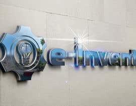 #146 para Construir um logo para minha empresa e-inventar.com.br por cezaraugustodev