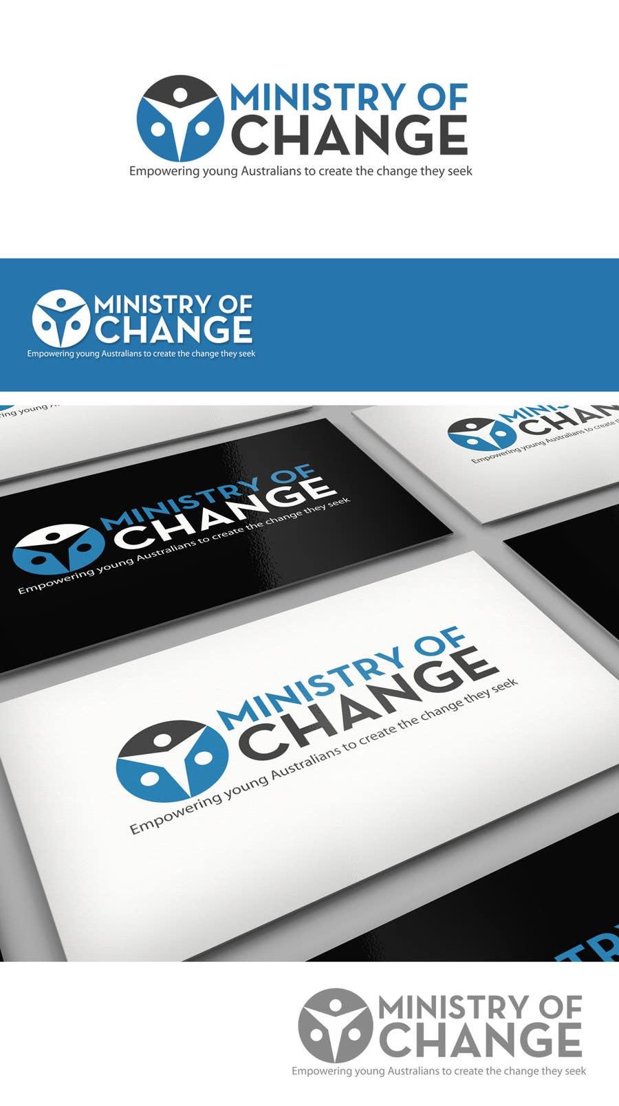 Конкурсная заявка №83 для Logo Design for Ministry of Change