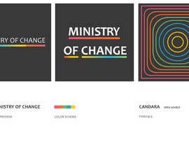 nº 117 pour Logo Design for Ministry of Change par kivikivi