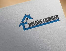 #15 for I need a logo designed for an online website the company name is DELUXE LUMBER im looking for somthing nice sharp and updated Thanks by zapolash