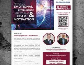 #17 untuk Redesign a flyer for printing oleh hmdtaher