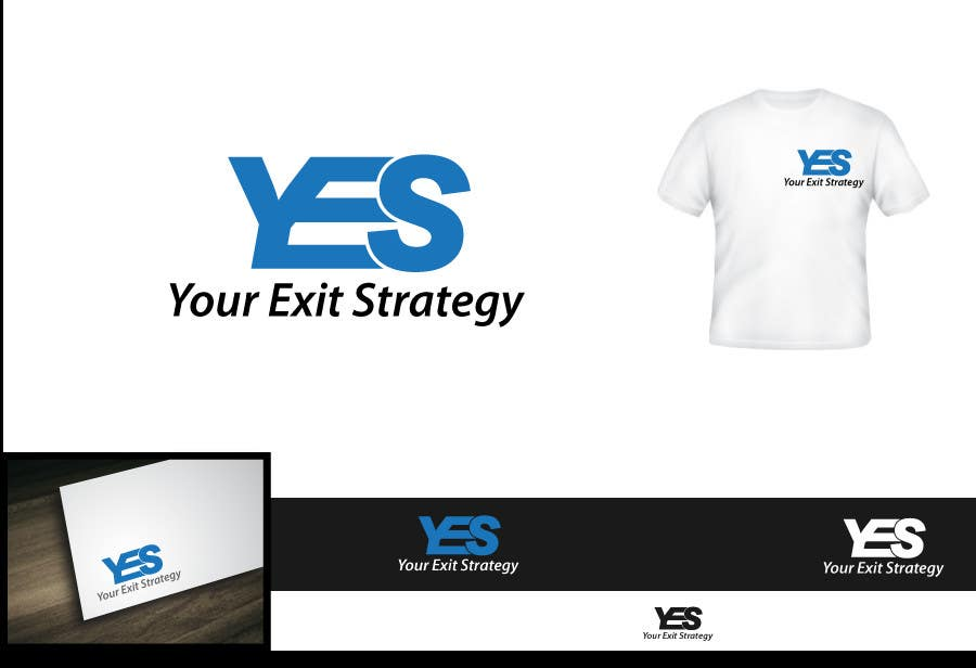 #57 for Logo Design for Your Exit Strategy by danumdata