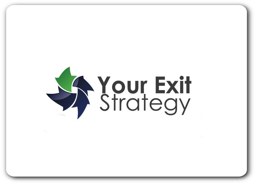 #51 for Logo Design for Your Exit Strategy by csdesign78