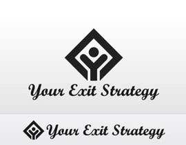 nº 71 pour Logo Design for Your Exit Strategy par logoforwin