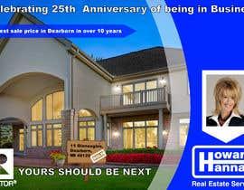 nº 101 pour Real Estate Agent Postcard par shylesha