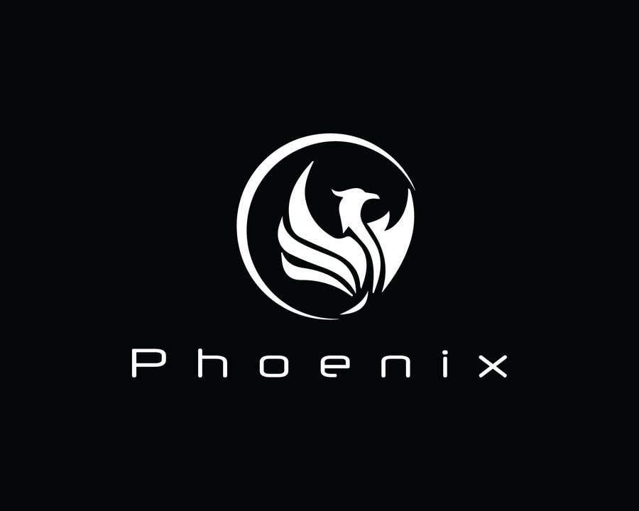 Entry 101 By Rrustom171 For Phoenix Bird Logo Design Freelancer
