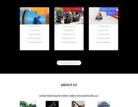 #7 untuk Design a Woo-Commerce Website (Just design) oleh brilex