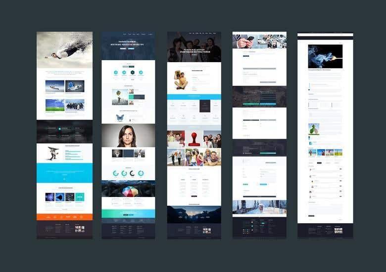 Penyertaan Peraduan #1 untuk Design a Woo-Commerce Website (Just design)
