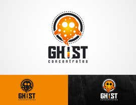 #270 for logo contest for Ghost Concentrates by Xzero001