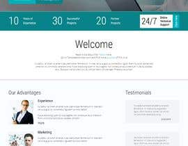 #7 for Build a wordpress theme for my company by mahabubkhl