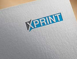 #92 for Need a logo for print company, the logo name is: Xprint  Need a unique, serious and cool logo that tell this is all about print by bobmarley211449