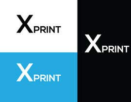 #38 for Need a logo for print company, the logo name is: Xprint  Need a unique, serious and cool logo that tell this is all about print by shukantovoumic