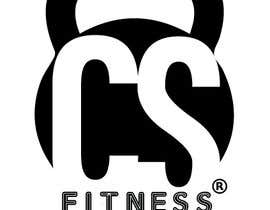 Nro 42 kilpailuun I need a logo for my fitness brand - Charles Streeter Fitness - Would like to play with  different ideas incoperqting some sort of fitness or gym icon in the logo and potential just have initilas  CS Fitness as an option. käyttäjältä srdjan96