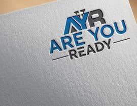#132 for Are you Ready Logo af fahadKhandokar24