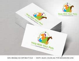 #389 cho Logo for a Pet Sitting Company bởi satishchand75