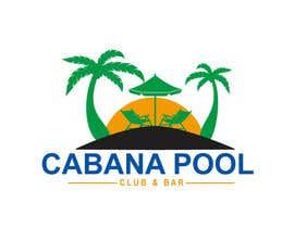 "#74 for Creative Abstract Logo for ""Cabana Pool Club & Bar"" by graphicsitcenter"