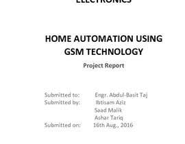 #5 for Wrinting content for a Home Automation company website. af maliksaad84